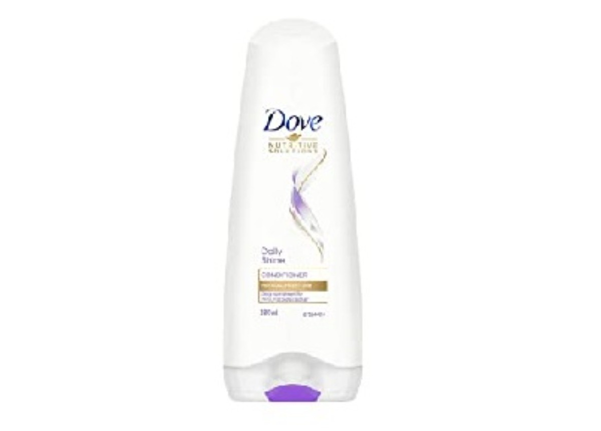 Dove Daily Shine Conditioner 180ml
