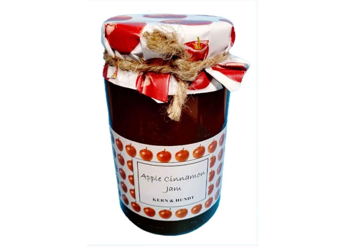 Kern & Hundt Apple Cinnamon Jam 350g