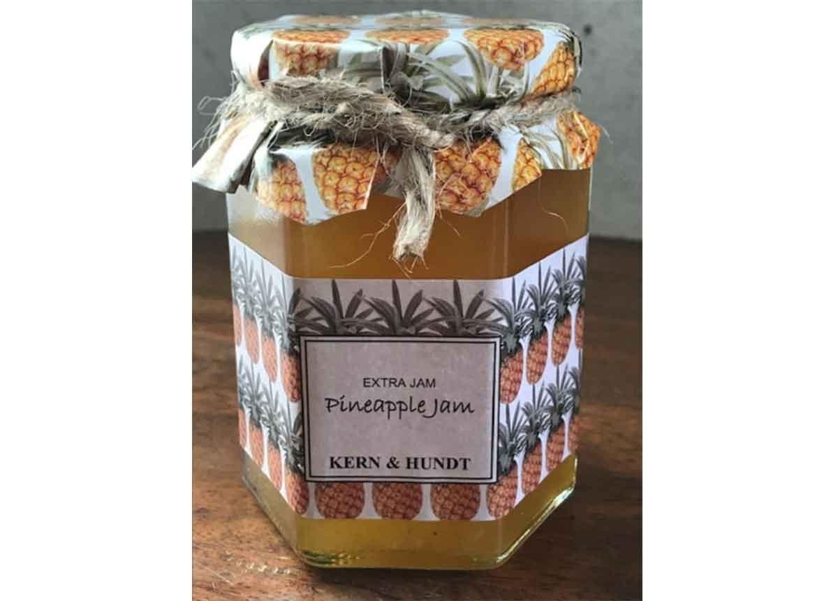 Kern & Hundt Pineapple Jam 350g