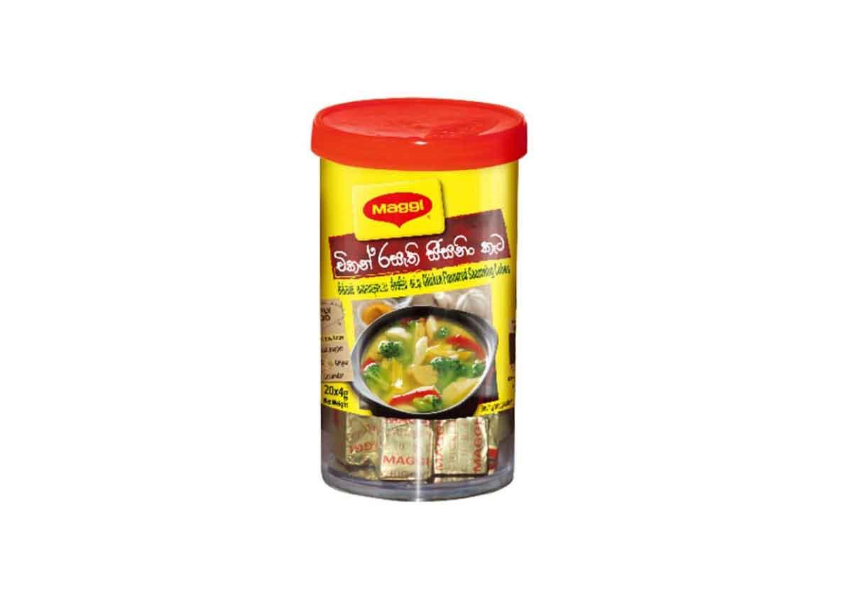 MAGGI Chicken Flavoured Seasoning Cubes (25x4g)