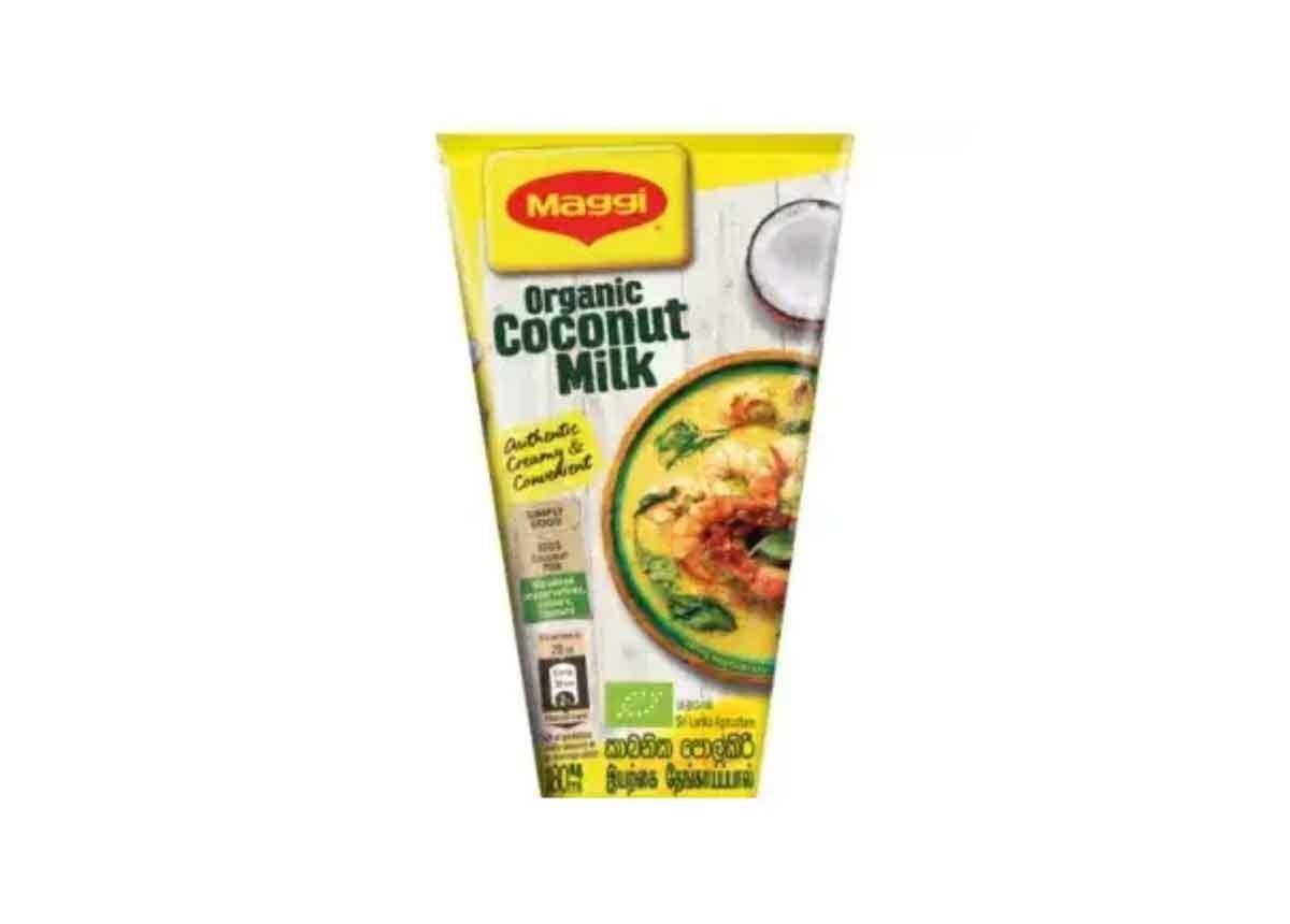 Maggi Organic Coconut Milk 180ml