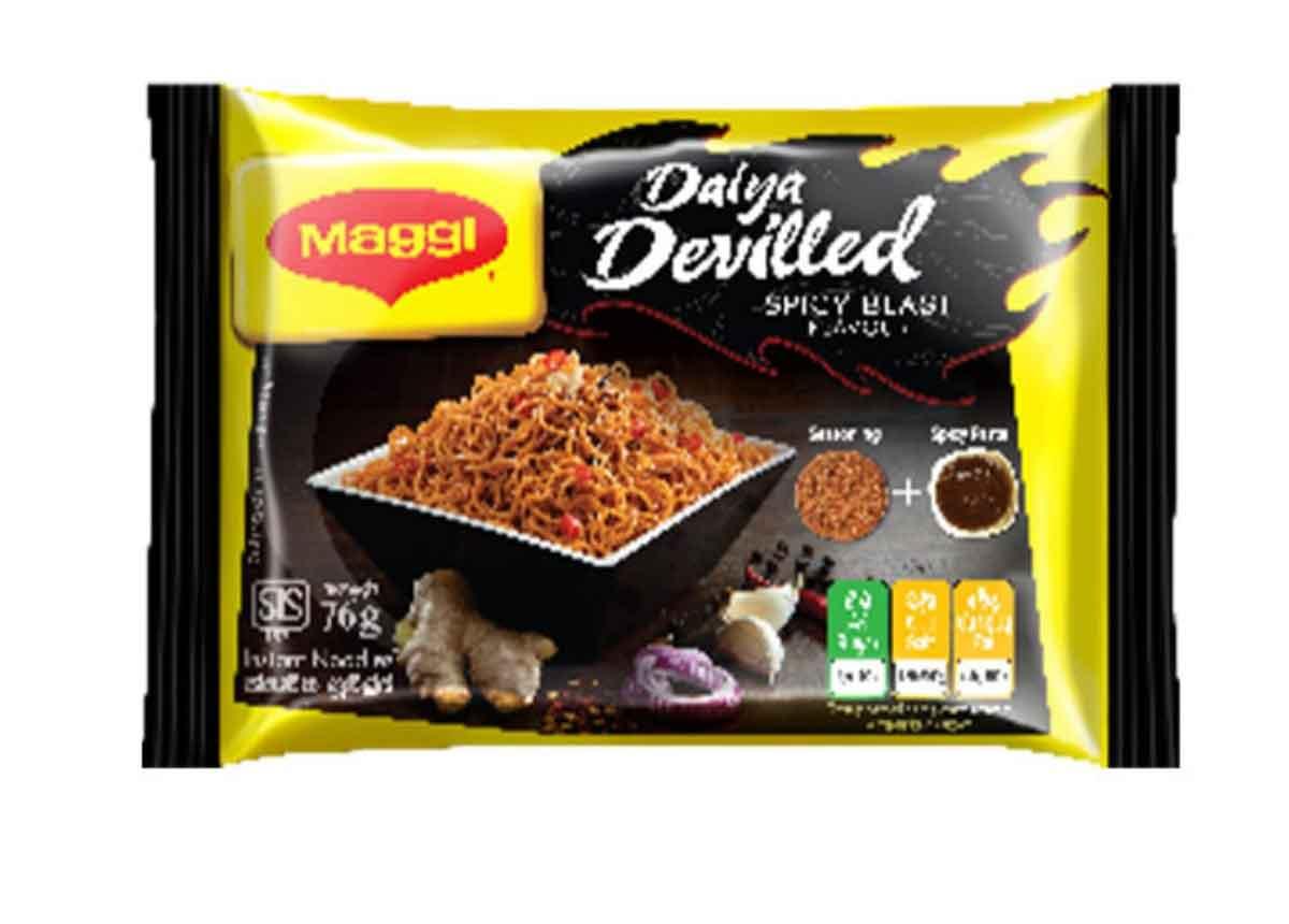 MAGGI Daiya Devilled Spicy Blast 76g