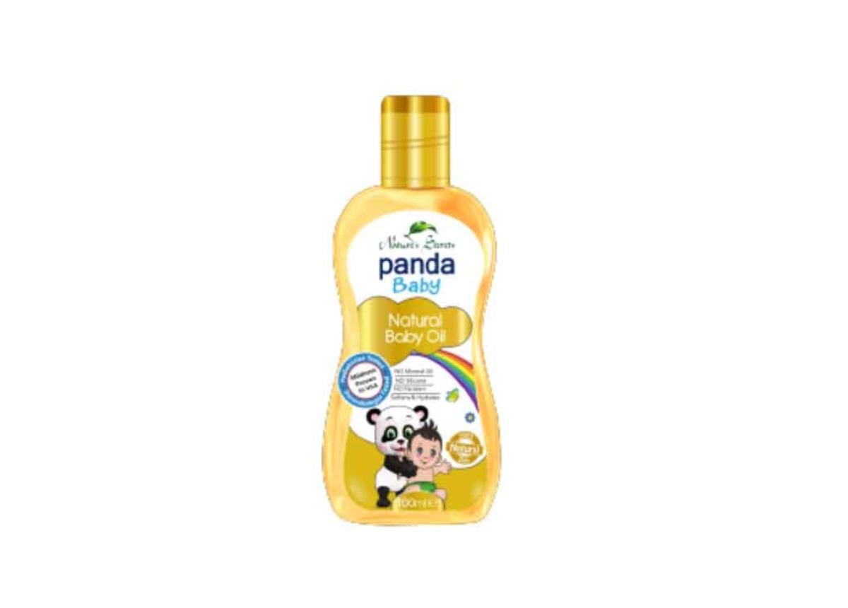 Panda All Natural Baby Oil 100ml