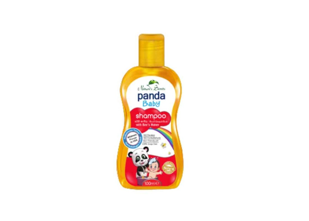 Panda Baby Shampoo 100ml