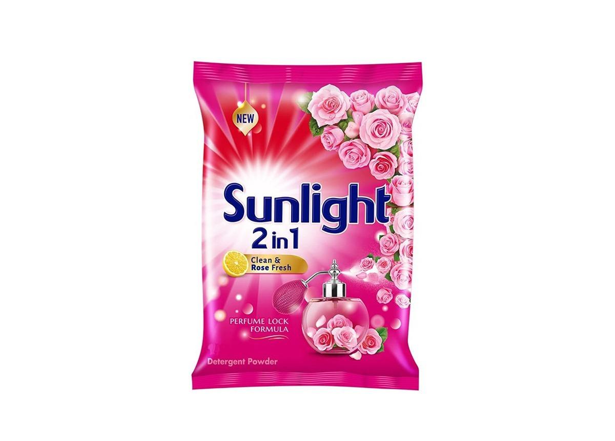 Sunlight Clean & Rose fresh 2kg