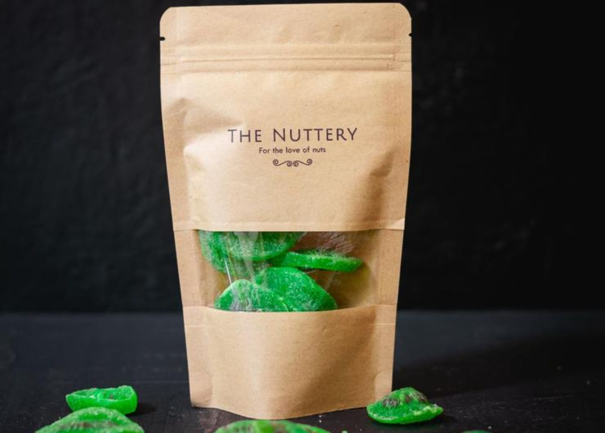 The Nuttery Dried Kiwi 100g